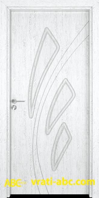 Интериорна врата Gama P 202 Y - Врати на перфектни цени