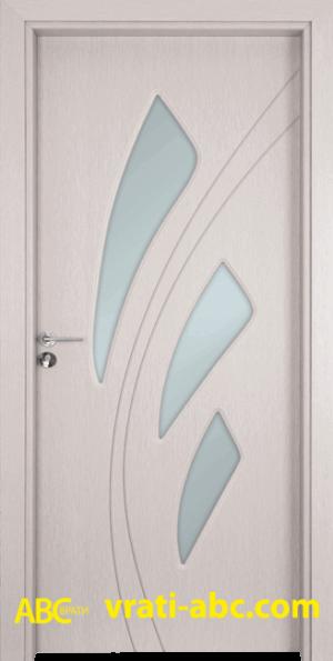 Интериорна врата Gama 202 D - Бреза