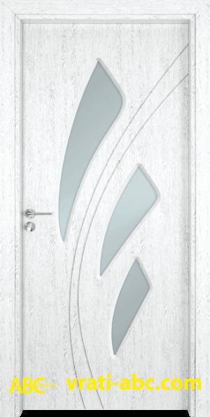 Интериорна врата Gama 202 Y - Цвят Бреза