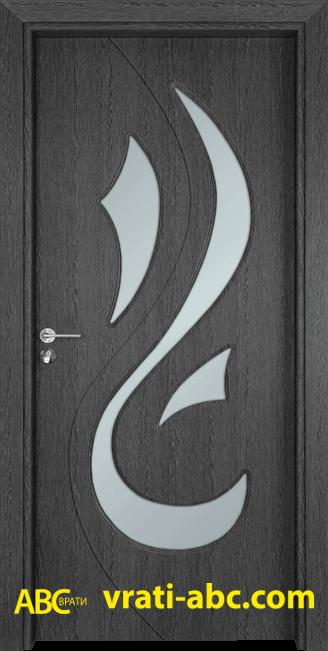 Интериорна врата Gama 203 G - Врати ABC на ниски цени