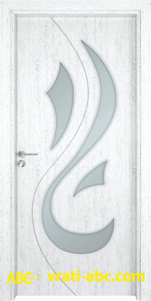 Интериорна врата Gama 203 Y - Врати от ABC