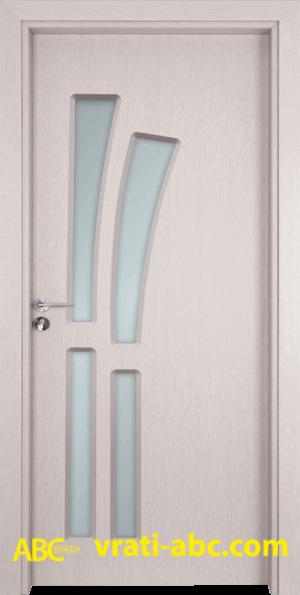 Интериорна врата Gama 205 D - Цвят Бреза
