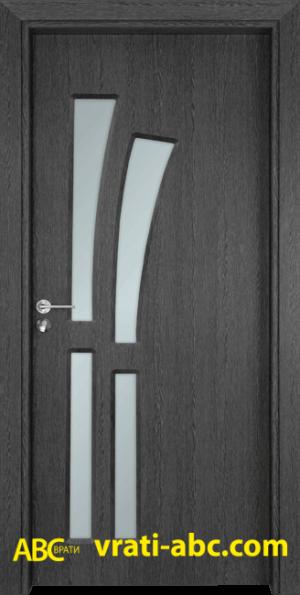Интериорна врата Gama 205 G - Цвят Бреза