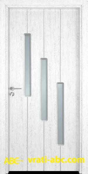 Интериорна врата Gama 206 Y - Цвят Перла