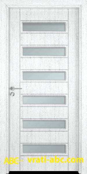 Интериорна врата Gama 207 Y - Бреза