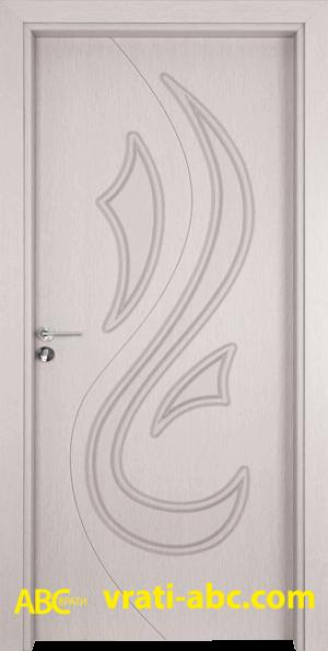 Интериорна врата Gama P 203 D - Цвят Перла