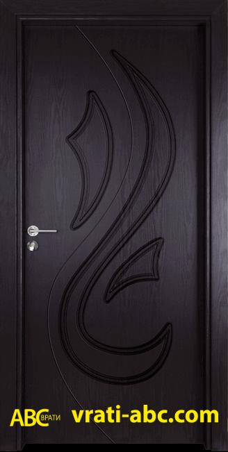 Интериорна врата Gama P 203 X - Цвят Перла