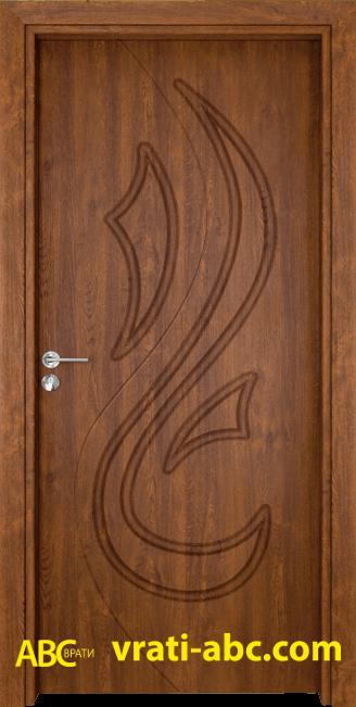 Интериорна врата Gama P 203 Z - Цвят Перла