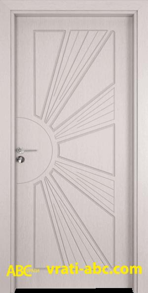 Интериорна врата Gama P 204 D - Перла