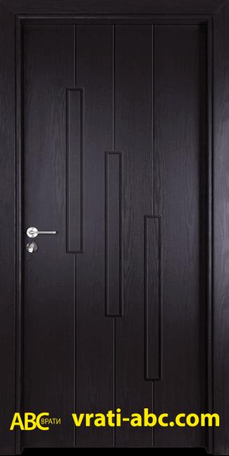 Интериорна врата Gama P 206 X - Венге