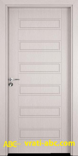 Интериорна врата Gama P 207 D - Перла
