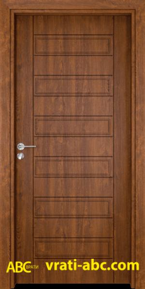 Интериорна врата Gama P 207 Z - Златен Дъб